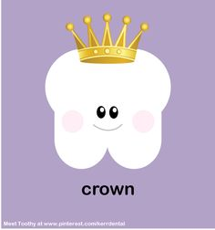 Crowned perfection. #Dental