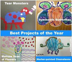 best kindergarten art projects of the year