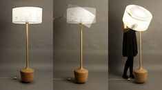Inside Out Lamp