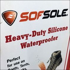 SofSole Silicon Waterproofer Bottle Sidekick Tractor Supply Company, Vinyl Sleeves, Retail Fixtures, Tractor Supplies, Clothing Company, Close Up, Bottle, Tractor Accessories