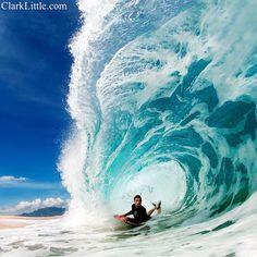 Photo by clarklittle #bodyboard #hawaii #aloha #clarklittle