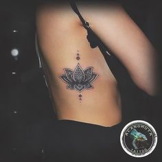 Flower tattoos are sexy but also a beautiful idea for any women and ...