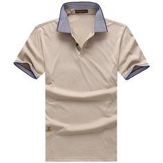 Louis Vuitton LV mens polos tshirts, short sleeve, 100% cotton, big size, good quality Polo T Shirt Design, Polo T Shirts, All Brands, Branded T Shirts, Knitwear, Shirt Designs, Louis Vuitton, Big, Sleeve