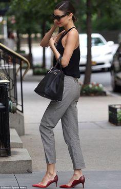 Miranda Kerr city chic