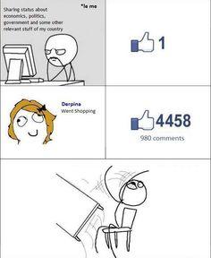 Facebook : son nouvel algorithme, son ciblage, et notre ligne éditoriale #Réseauxsociaux #socialmedia #meme