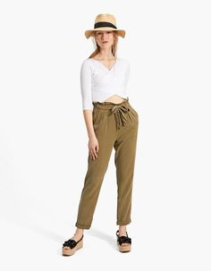 Latest Arrivals in Clothing for Women Spring Summer 18 Linda Summer, Late Summer, Spring Summer, 2020 Fashion Trends, Fashion 2020, Republic Of Ireland, Women's Summer Fashion, Ladies Dress Design, Khaki Pants