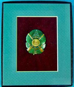 Navy Badges, Military Awards, Japanese, Display Boxes, Ww2, Empire, Etsy, Products, Japanese Language