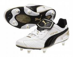 Puma King Finale - White Black Gold - 2011 Puma King d95d522a87