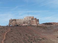 Lanzarote: Castillo Santa Barbara