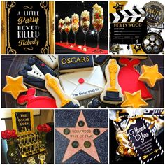 A Little Party, Hollywood Walk Of Fame, Wish, Special Occasion, Scene, Happy, Cordial, Ser Feliz, Stage
