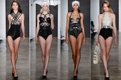 Lingerie Trends: NYFW has just ended and we're onto London. Find out what trends will be mimicked in the lingerie collections. Zana Bayne