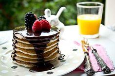 Pancakes vegan e gluten free