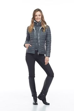 Packable Down Filled Jacket (61509)