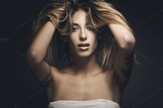 Check out Beauty Portrait by Colour Studio on Creative Market