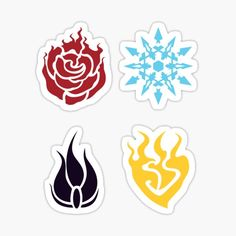 protagonists Symbols of RWBY • Millions of unique designs by independent artists. Find your thing. Best Dad Gifts, Gifts For Dad, Rwby Symbols, Party Supplies, Craft Supplies, Boyfriend Gifts, Anniversary Gifts, Personalized Gifts, Magnets
