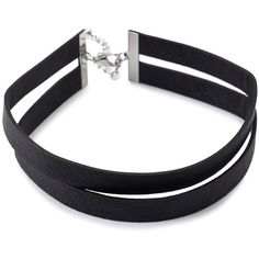 Forever 21 Faux Leather Choker ($5.90) ❤ liked on Polyvore featuring jewelry, necklaces, accessories, choker, chain jewelry, vegan necklace, choker jewelry, vegan jewelry и forever 21 jewelry