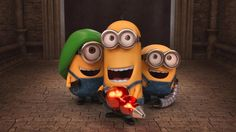 """""""Minions"""" will be showing in Waukesha on June 20, in New Berlin on June 24, in Port Washington on July 8 and in Delafield on Aug. 25."""