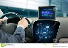 in car navigation concept - Google Search