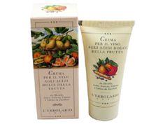 Crema Per Il Viso Agli Acidi Dolci Della Frutta (Face Cream with Delicate Fruit Acids) by LErbolario Lodi
