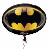 Summon your little superhero with our Emblem Batman Balloon! Featuring Batman's trademark symbol, this giant Batman Balloon is a great addition to a Batman party. Ballons Mickey Mouse, Minnie Mouse, Lego Batman Party Supplies, Kids Party Supplies, Movie Party Decorations, Party Centerpieces, Party Favors, Wedding Favours, Party Invitations