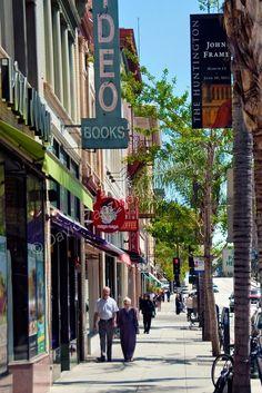 Colorado Blvd. Pasadena, Los Angeles County, CA