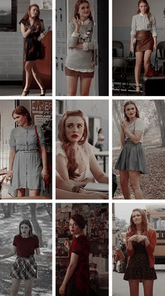 Can I just have Lydia Martin's wardrobe and Allison's with a side of Derek? lol