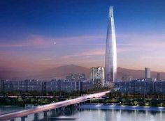 Tallest Building in Asia Revealed for Seoul, South Korea