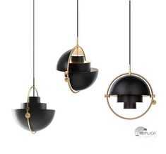Multi Lite Pendant Light by Gubi Lighting | Replica Lights