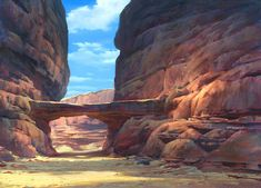 Spirit: Stallion of the Cimarron (2002) - Backgrounds