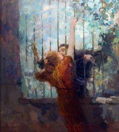 Antonio Ambrogio Alciati - Il convegno (1918)