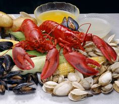 backyard clam bake | How to Throw a Backyard Clambake, with 5 Beachside-Inspired Recipes ...