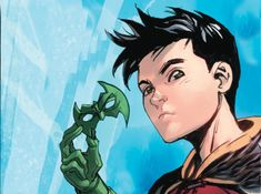 Son Of Batman, Batman Family, Batman Robin, Damian Wayne, Batman Universe, Dc Universe, Al Ghul, Superhero Villains, Robins