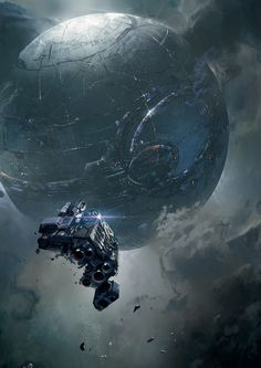 Art & Games – John Liberto, Halo 4 « The 84th