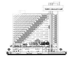 Hyatt Regency Atlanta Cutaway Pinterest