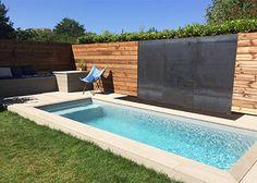 Mini piscine bois 5x2 - Piscine semi-enterrée, enterrée, hors-sol | Ozeobois