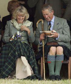 Charles, Prince of Wales & Camilla, Duchess of Cornwall