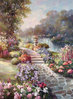 Galerie Zuger Dallas • Paul Guy Gantner   Garden Boulevard