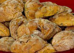 Receita de Broas de Natal com Abóbora | Doces Regionais