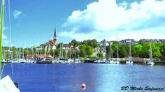 Flensburg Hafen 2, Schleswig-Holstein, Deutschland