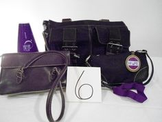 Purse auction at Ayers Auction & Real Estate.  Lic#3949, 10% buyer's premium, no shipping available.  All proceeds benefit Relay For Life Campbell County.