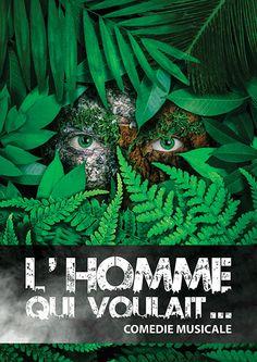 Progetto per L'HOMME QUI VOULAIT... 5 elementi per una commedia musicale -Svizzera- http://www.lhommequivoulait.ch/  « L'Homme qui voulait ... » est une fable écologique, interculturelle et intergénérationnelle, comique, dramatique et fantastique.  Credits... Masques... http://www.lhommequivoulait.ch/credits.html