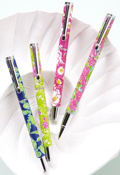 Lilly Pulitzer Ink Pens