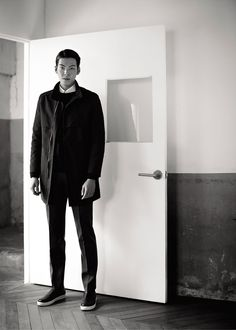 Kim Woo Bin - Sieg F/W 2014