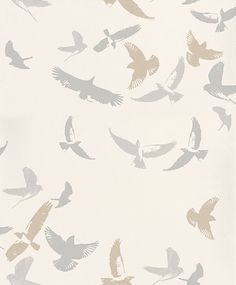 Flock of Birds wallpaper by Brewers