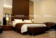 Desain Interior Kamar Tidur Utama Bandung