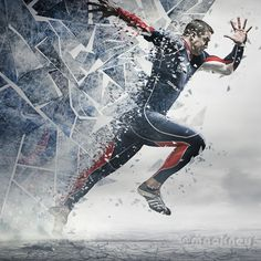 The Great British Bobsleigh Team 2014 Sochi Photoshoot by simon mackney, via Behance