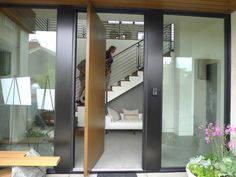 Doors - Dwell on Design Exclusive House Tour: VISION House
