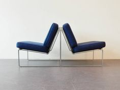 Model '024' Lounge Chairs by Kho Liang Ie for Artifort, Netherlands, 1962 - NOVAC Vintage