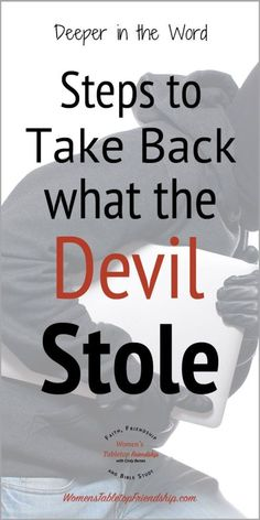 You have the right to take back what the devil has stolen from you. When God heals you, the healing is yours. Do not allow the enemy to steal it from you. Prayer Scriptures, Bible Prayers, Faith Prayer, Faith In God, Bible Verses, Bible Teachings, Healing Scriptures, Scripture Study, Inductive Bible Study