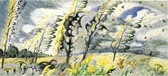 "Charles Burchfield, ""September Wind and Rain"" (1949)"